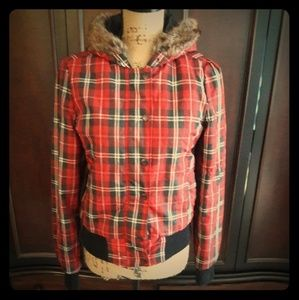 Plaid Roxy Jacket